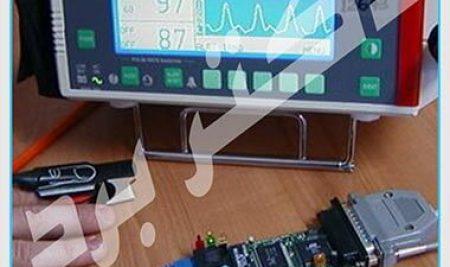 تعمیر برد دستگاه پالس اکسی متری