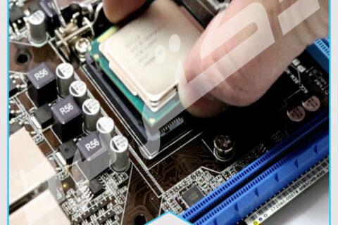 تعمیر برد قطعات کامپیوتر و لپ تاپ