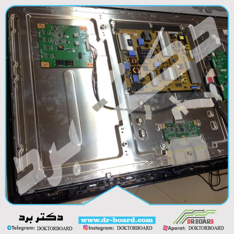 تعمیر برد LCD و LED