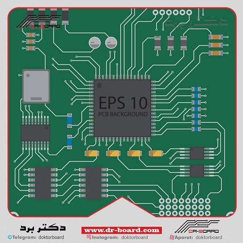 انواع مدار چاپی درالکترونیک