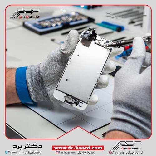 نکات ایمنی در تعمیرات موبایل