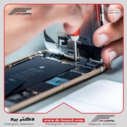 نکات مهمی که در تعمیرات موبایل باید جدی گرفت.