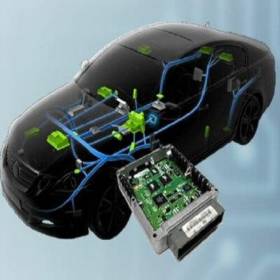 دوره آموزش تعمیرات ecu ایسیو خودرو