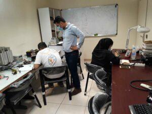 کلاس های آموزش تعمیرات مهندس سراجی
