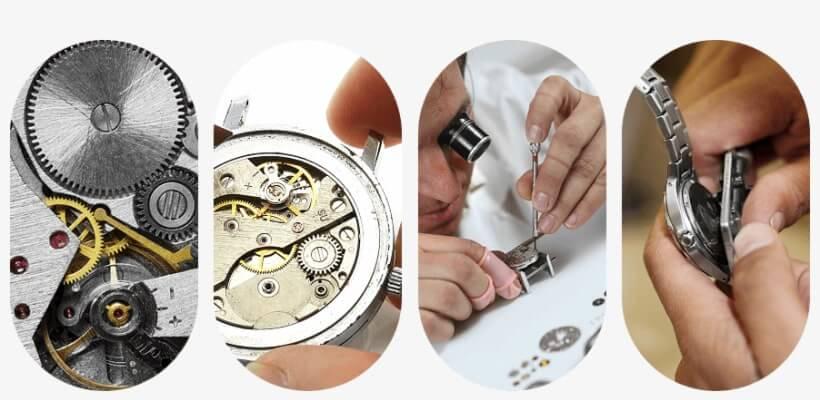اموزش تعمیرات ساعت